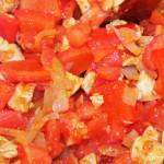 Warzywka do sosu
