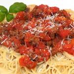 Spaghetti Bolognese (2)