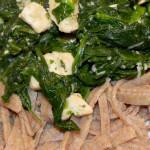 Makaron z kurczakiem i szpinakiem (2)