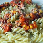 Kurczak w słodkim sosie pomidorowym (1)