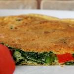 Omlet ze szpinakiem (2)