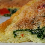 Omlet ze szpinakiem (3)