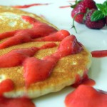 Pancakes z truskawkami (2)