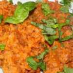 Kasza gryczana w pomidorach (2)