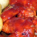 Skrzydełka w ketchupie (2)