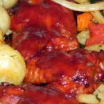 Skrzydełka w ketchupie (4)