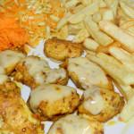 Shoarma z kurczaka 5