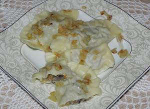 Pierogi z kapustą i grzybami (2)