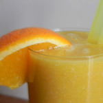 Napój ananasowo pomarańczowy