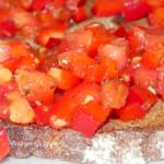 Czerwone kanapki 2