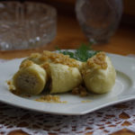 Kluski ziemniaczane z mięsem (2)