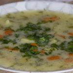 Zupa Koperkowa 1